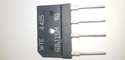 GeneSiC Semiconductor GBJ15M