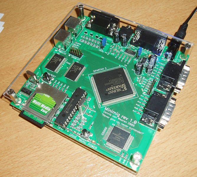 Fpga Od Zadania K Produktu 218 Vod I Svet Elektroniky