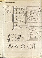 RFD -- schema napájecího zdroje